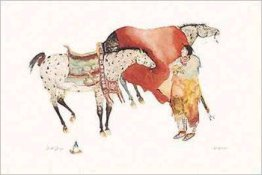 Carol Grigg - His Horses